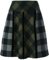 Etro checked skirt - women - Acetate/Viscose/Wool/Polyamide - 44