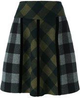 Etro checked skirt - women - Polyamide/Acetate/Viscose/Wool - 44
