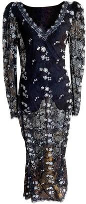 Agent Provocateur Black Dress for Women