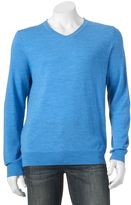 Apt. 9 Men's Modern-Fit Merino V-Neck Sweater