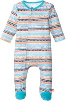Zutano Rio Rancho Footie (Baby) - Multicolor-Newborn