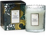 Voluspa Japonica Limited Boxed Scalloped French Cade & Lavender Candle Pot