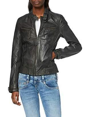 Maze Women's Ryana Jacket, Grau (Dark Grey 0275), Manufacturer Size:2X-Large