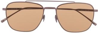 Lacoste Square Tinted Sunglasses