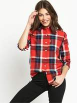 Levi's Sidney Boyfriend Shirt - Check