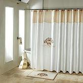 Avanti Rosefan Shower Curtain