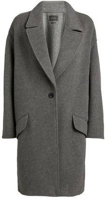 Isabel Marant Fego Cocoon Coat
