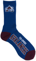 For Bare Feet Colorado Avalanche Deuce Crew 504 Socks