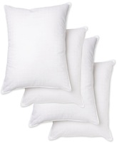 Soft Down Like Pillows (Set of 4)