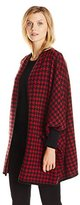Pendleton Women's Houndstooth Cape