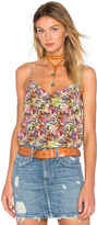 Equipment Layla Floral Cami
