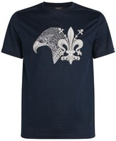 Thumbnail for your product : Stefano Ricci Eagle Graphic T-Shirt