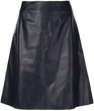 Natori A-line skirt