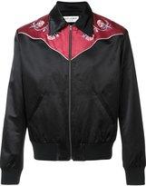 Saint Laurent Western bomber jacket