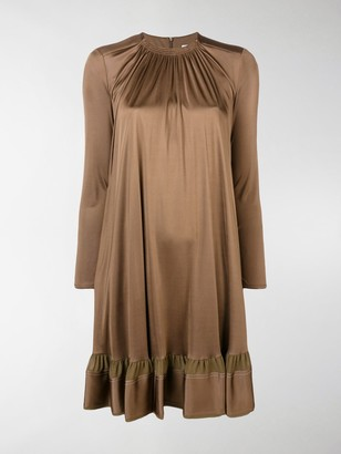 Chloé Long-Sleeve Dress