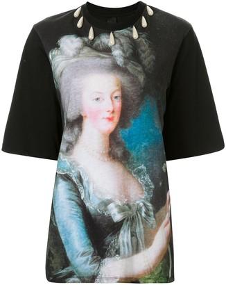 Romance Was Born Marie Antoinette T-shirt