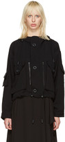 Acne Studios Black Loki Jacket