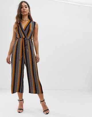 AX Paris printed jumpsuit
