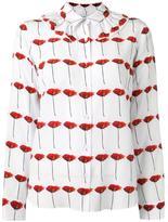 Osman floral print shirt