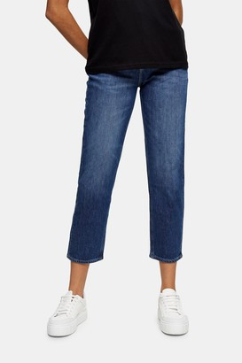 Lee Womens Carol Blue Vintage Jeans By Jeans - Blue