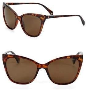 Polaroid 57MM Polarized Optical Sunglasses