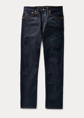 Ralph Lauren Slim Narrow Selvedge Jean