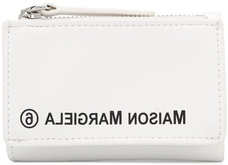 MM6 MAISON MARGIELA Mirrored Logo Wallet