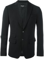 DSQUARED2 buckled sleeve blazer