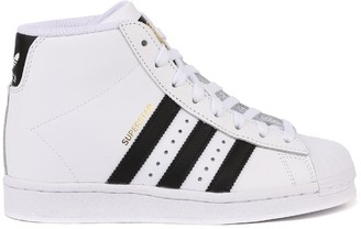 adidas Superstar Up Sneakers In Leather