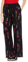 Vince Camuto Women's Botanical Print Wide Leg Pants