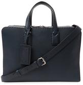 Fendi Large Leather Messenger