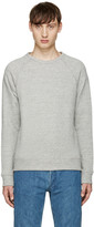 A.P.C. Grey Reese Pullover