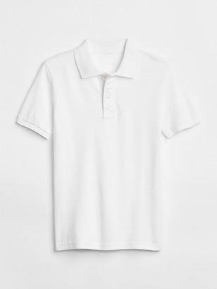 Gap Kids Uniform Short Sleeve Polo Shirt Shirt