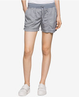 Calvin Klein Jeans Drawstring-Waist Pull-On Shorts