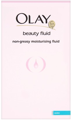 Olay Classic Care Beauty Fluid Essential Moisture Nourishing Day Fluid - Sensitive 200Ml