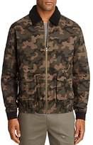 Zanerobe Camouflage Sherpa-Collar Jacket