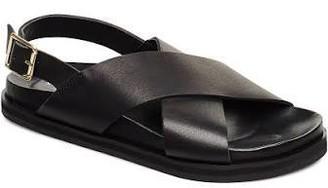 Shoe The Bear Famara Cross Sandals In Black - 37