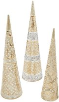 Twos Company Two's Company Prisms Set of 3 Trees