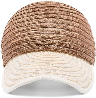 D ESTREE Raymond two-tone baseball cap