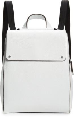 Treasure & Bond Amari Pebbled Leather Backpack