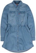 Levi's Open Road Denim Dress, Big Girl (7-16)