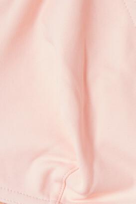 Eres Taiga Embellished Triangle Halterneck Bikini Top - Pink