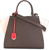 Fendi 2 Jours tote - women - Leather - One Size