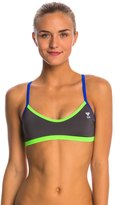 TYR Solid Brites Crosscutfit Bikini Swimsuit Top 8132086