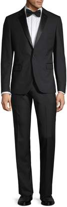 Theory Wellar Regular-Fit Notch Lapel Wool Suit