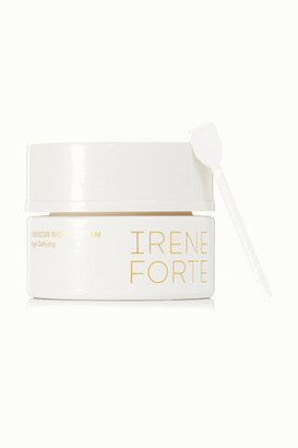 Irene Forte - Net Sustain Age-defying Hibiscus Night Cream, 50ml - Colorless