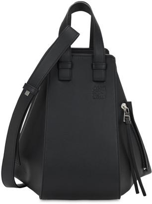 Loewe Small Hammock Leather Top Handle Bag