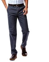 Haggar Performance Khakis - Slim Fit, Flat Front, Flex Waistband