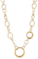 Lauren by Ralph Lauren Long Strand Interlocking Ring Necklace