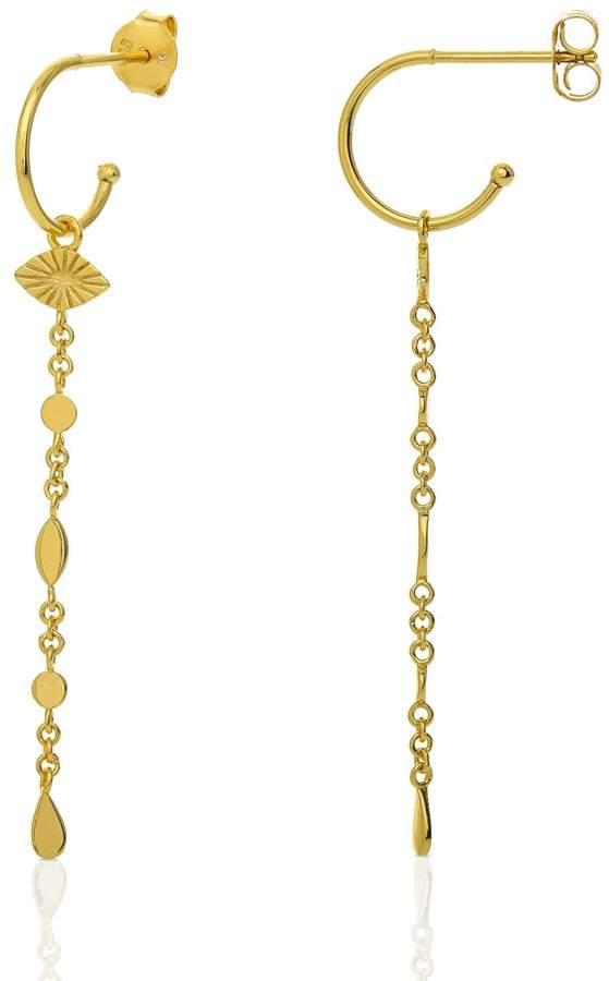 cc59458ea Multi Hoop Drop Earring - ShopStyle UK